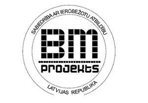 BM Projekts Logo