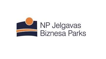 Jelgavas Biznesa parks logo